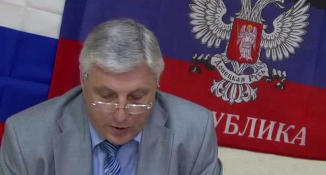 «Если украинцы войдут в Донецк, нам всем не жить», - идеолог «ДНР» Манекин