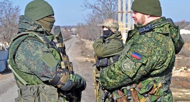 «Обстановка в районе продолжает накаляться»: так называемая «народная милиция ДНР»пустила дикий фейк о Нацгвардии