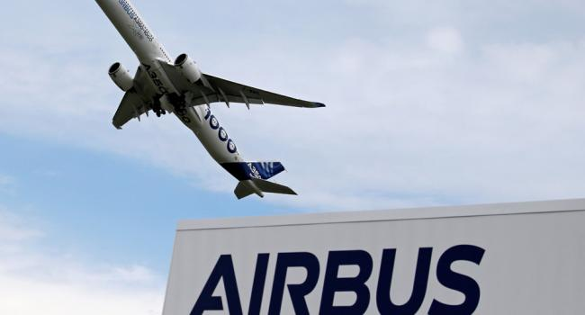 Одна из крупнейших авиастроительных компаний Airbus разрабатывает эко-самолёт