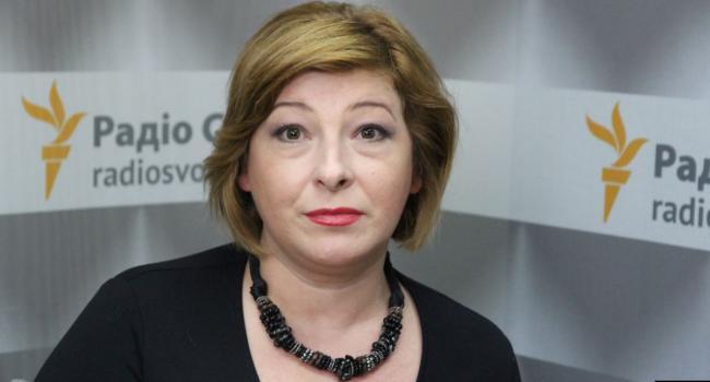 «Сближение с агрессором идет полным ходом»: Волошина утверждает, что судьбу Украины решают не очень умные, но беспринципные люди
