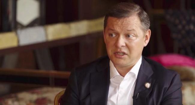 Кабакаев: можно по-разному относиться к Ляшко, но в этот раз, он был прав на все 100%