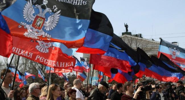 В «ДНР» сегодня можно наблюдать «глубочайший системный кризис» - Манекин