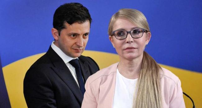«Она принесла список своих людей для назначения на «сладкие» места»: Зеленский в пух и прах разнес Юлию Тимошенко