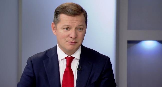 Ляшко – журналистам: «Герус – это диверсант и террорист, работающий на Кремль»