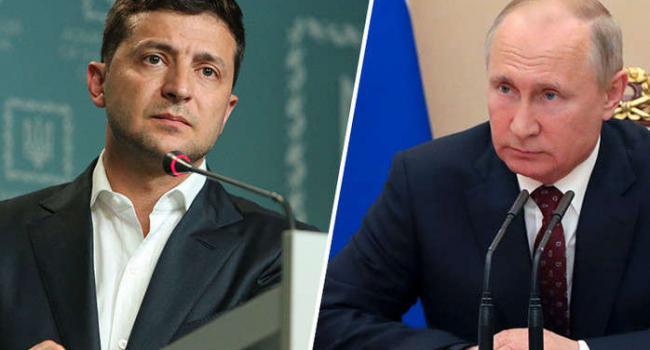 Политолог: от нас скрывают не только содержание, но даже сам факт переговоров Зеленского и Путина