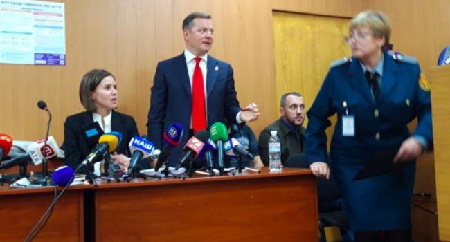 Герус в два счета проиграл Ляшко: сначала в «Борисполе», а потом и в суде