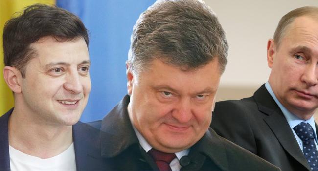«Сейчас Путин оклемался»: Политолог заявил, что благодаря Порошенко президент РФ в течение 5 лет постоянно проигрывал на геополитической шахматной доске