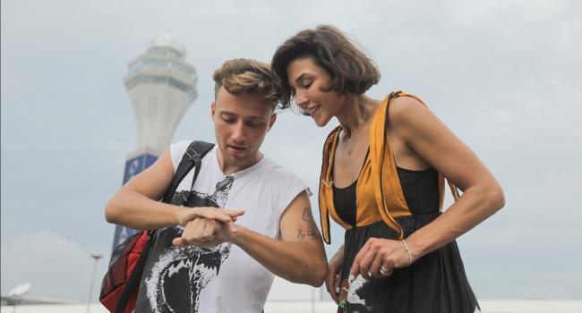 «Встретили тут парня из Тернополя!» Алина Астровская поделилась впечатлениями от поездки в Австралию с программой «Орел и Решка»