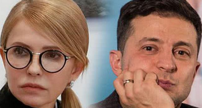 «Интересно, посты в соцсетях им писали в одном офисе?»: Притула считает, что Зеленский специально выводит Тимошенко в лидеры «управляемой оппозиции»