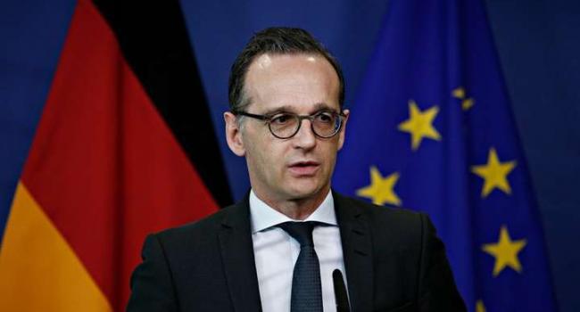 В МИД Германии заверили, что в противостоянии с РФ Берлин полностью на стороне Украины