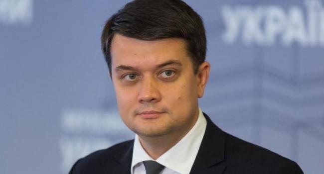 «Стопроцентно 2020 год»: Разумков рассказал, когда в Украине будут местные выборы