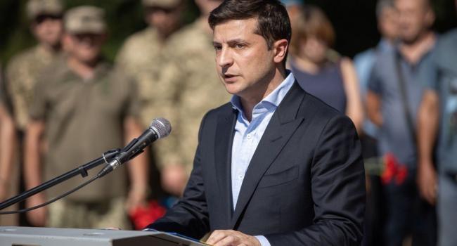 Скабеева: «Зеленский смутился, увидев флаги «ЛНР» в Станице Луганской»