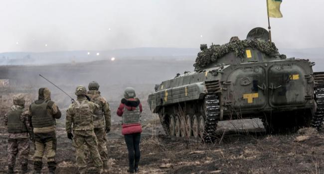 Богданов: без качественной военной и полицейской операции украинских сил забирать Донбасс обратно нельзя ни на каких условиях