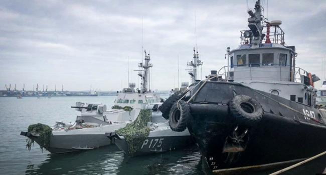 В ФСБ отрицают погром на захваченных кораблях ВМС, сняли даже видео, но тут же прокололись