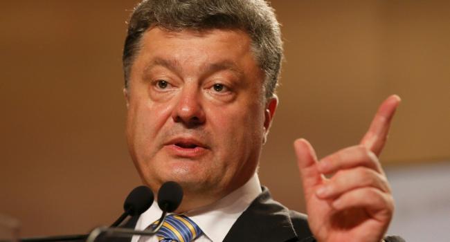 «Будет означать поражение»: Порошенко даёт наставление Зеленскому на встречу с Путиным
