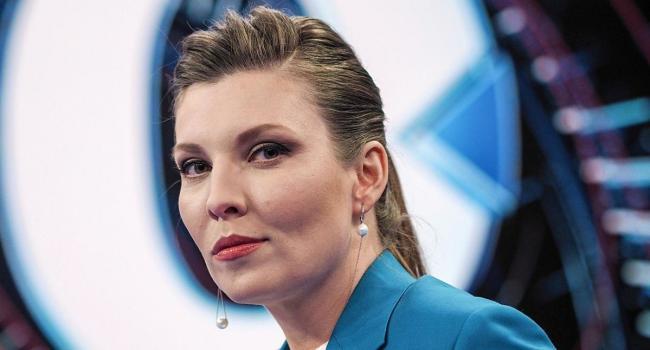 «О пропавшей фекальной системе будут писать в Гаагу»: Скабеева съязвила на тему украинских кораблей