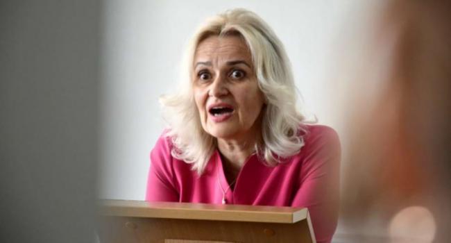 «Эта овца снова блюванула....я в шоке»: Ирина Фарион жестко высказалась в адрес Новосад