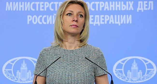 Захарова считает минские договоренности шансом для реинтеграции Донбасса