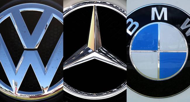 Власти Германии оштрафовали трех самых крупных автопроизводителей страны на общую сумму 100 миллионов евро - причины