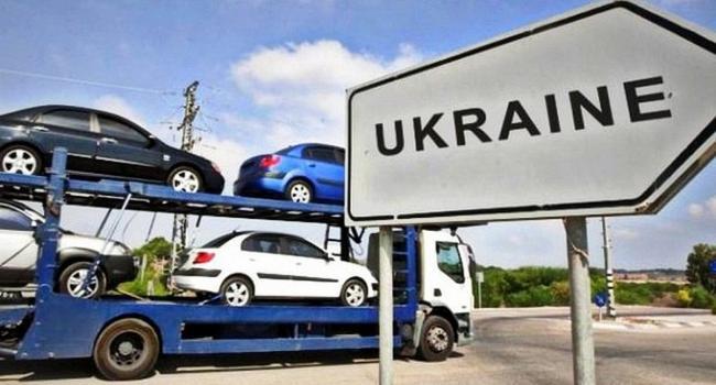 «Тише едешь – дальше будешь»: Спрос на импортные автомобили в Украине растет