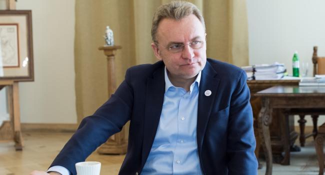 «Садовый уже давно взял город в заложники»: Активист считает, что подозрение, объявленное САП мэру Львова нельзя рассматривать как сугубо политическое