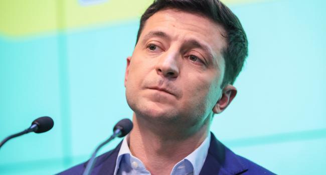 «Президент мира - это не про него»: Политолог раскритиковал политику Зеленского