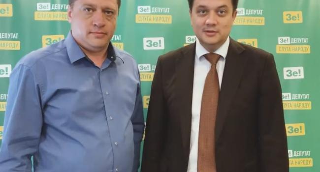 Ветеран АТО: власть на глазах теряет легитимность, Иванисов, Шевченко, Дубинский… Дальше еще будет