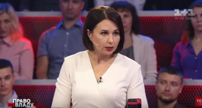 Медушевская: Мосейчук нужно спасать немедленно, потому что у нее от собственной значимости, которую она вдруг ощутила, точно крыша едет