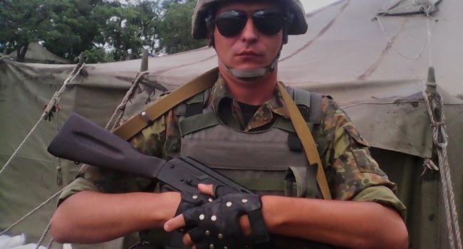 Ветеран АТО: каждый, кто хочет вернуть в Украину Советский союз или «Русский мир», знайте – я все помню, прощения не будет никому