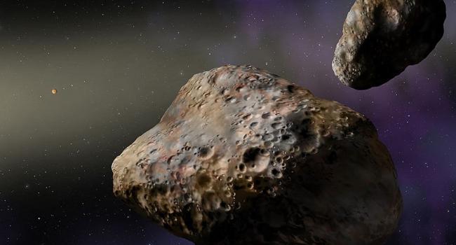 «Комплекс работает отлично»: Астрофизик прокомментировал приближение к Земле двух астероидов