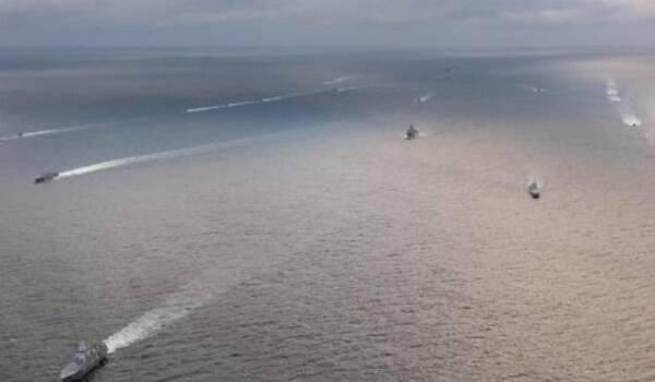 Корабль Путина ворвался в территориальные морские воды Швеции