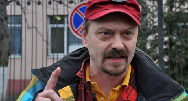 «У власти в Украине мелкий карлик-зефилитик»: Поярков считает, что президент должен смеяться над такой шуткой, поскольку Зеленский шутит как раз в таком стиле
