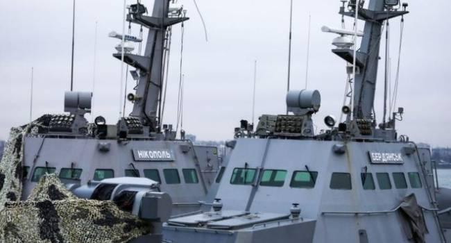 «Из-за сырости сгнили»: В РФ пояснили, куда делись личные вещи моряков ВМС ВСУ