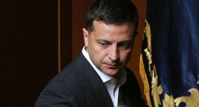 Зеленский разочаровывается в своей партии еще быстрее, чем в неряшливом составе фракции «Слуги народа» - Небоженко