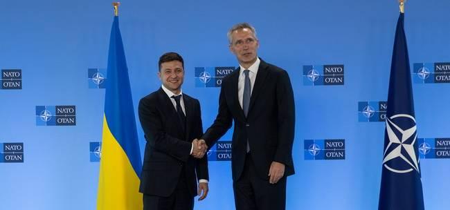 У Трампа прокомментировали вступление Украины в НАТО