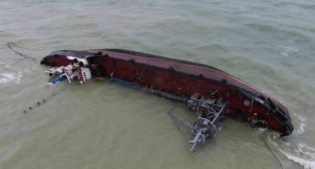 «Контрабанда и Курченко»: Выяснились интересные детали о танкере «Делфи»