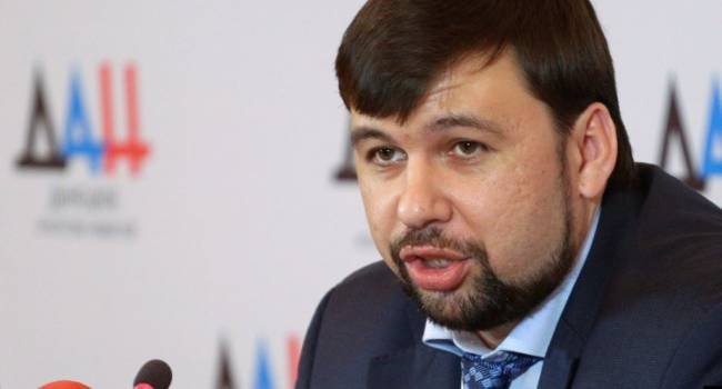 Пушилин: «Кровь за войну на Донбассе на руках Зеленского, а не Порошенко»