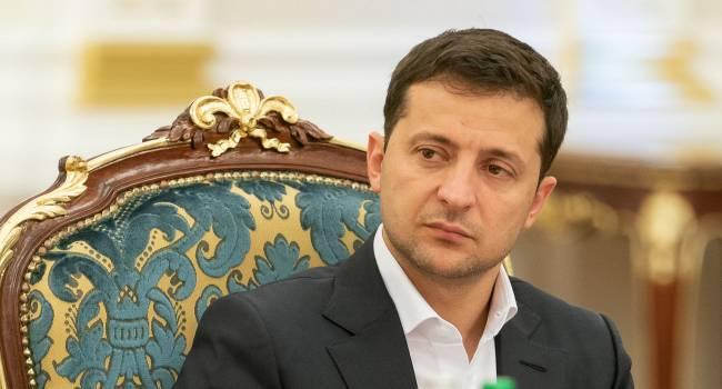 Валерий Прозапас: клиповая предвыборная риторика Владимира Зеленского продолжается