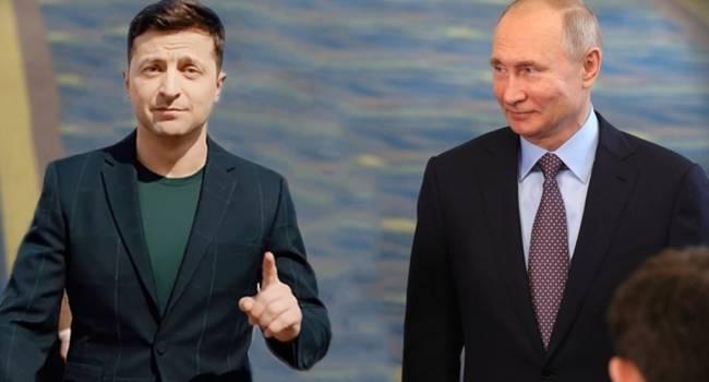 Произошли нестыковки: Москва и Киев по-разному представили итоги телефонных переговоров Путина и Зеленского