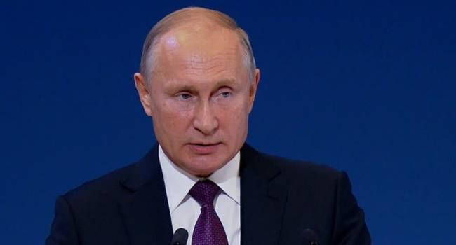 Нардеп: за «мир» на своих условиях Путин готов отблагодарить Зеленского дешевым российским газом