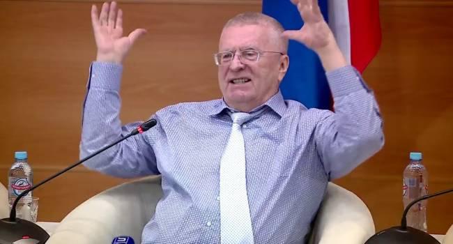 «Превентивно уничтожим»: Жириновский предупредил «поджигателя войны» Украину, сравнив её с гитлеровской Германией