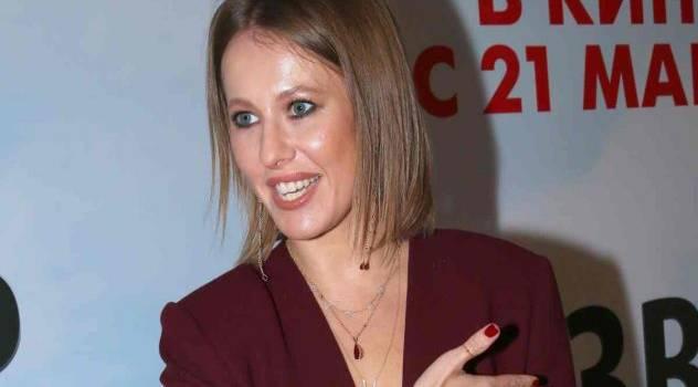 «Не хочу сидеть рядом с толстыми»: Собчак спровоцировала очередной скандал