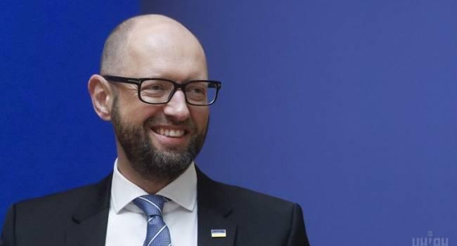 Яценюк: Москва не газ свой пытается втюхать по невиданной скидке, это Украину Москва хочет купить по невиданной скидке