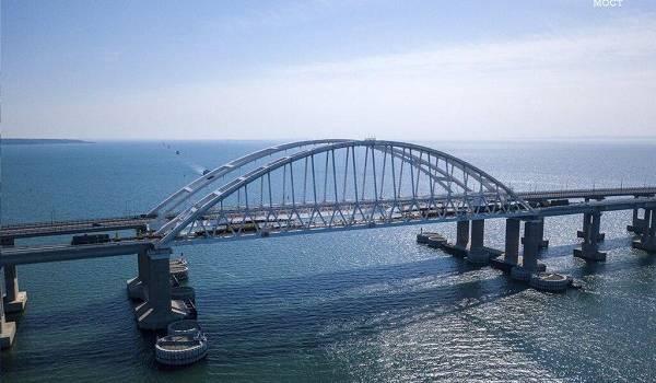 «Огромное символическое значение»: эксперт рассказал о роли Крымского моста для РФ
