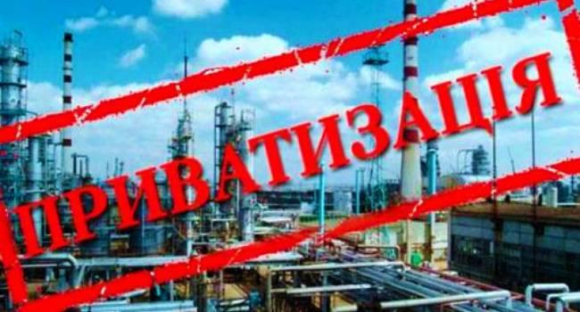 «Я не верю, что этот Кабмин проведет нормальную приватизацию»: Лямец объяснил, как правительству нужно продавать государственную собственность