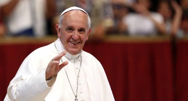 Папа Римский благословил переговоры в нормандском формате