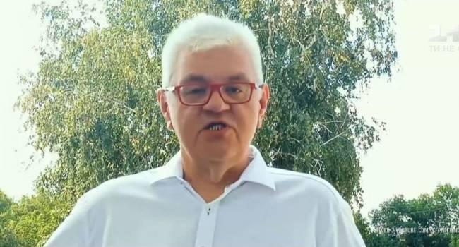 Политолог: Сивохо случайно ничего не перепутал, он же советник секретаря СНБО Украины, а не «ЛНР» или «ДНР»