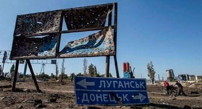 «Интеграция или признание независимости с границей по линии разграничения»: Золотарев считает, что есть лишь два сценария по ОРДЛО