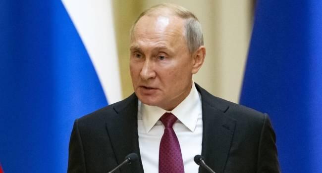 «Да сколько же можно?!?»: Путин обратился к россиянам на счет Украины