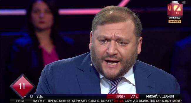 Политолог: Добкин очень мудрый, на грабли Федины не наступает, грозится повесить Порошенко, а не Зеленского